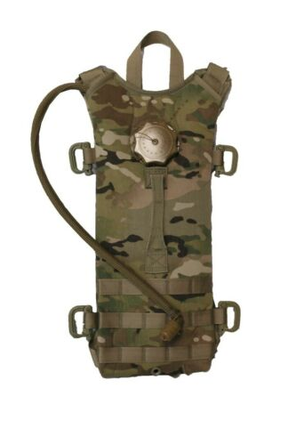 GI Multicam Hydratation Pack Avec Source de la vessie Camping Randonnée exercice Pack