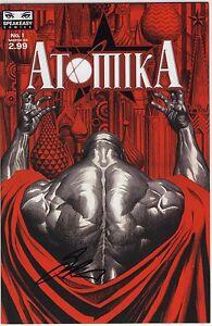 ATOMIKA-1-ALEX-ROSS-COVER-SIGNED-SAL-ABBINANTI-COA