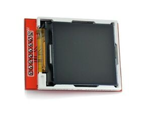 LCD-1-44-034-Red-Serial-128X128-SPI-Color-TFT-LCD-Display-Module-for-Nokia-5110