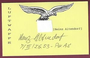 Heinz-Altendorf-German-WWII-Air-Ace-Signed-Card-COA-UACC-RD-036