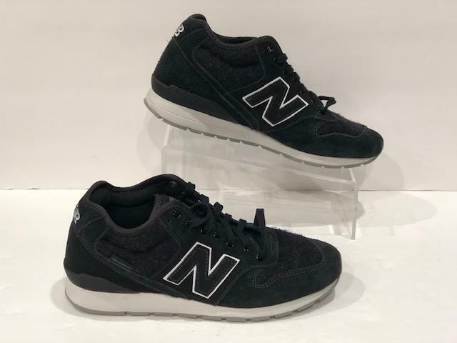 MRH996CB D Negro blancoo New ejecutando Balance Zapatos Tenis