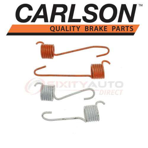 Carlson Rear Drum Brake Shoe Return Spring Kit for 1995-1998 Dodge Ram 1500 ts