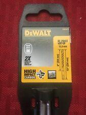 Dewalt Dw5471 Sds Plus Masonry Drill Bit 58 X 8 X 10