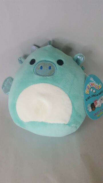 """Squishmallow Tatiana the Dragon 5 """" Plush Brand New with Tags"""