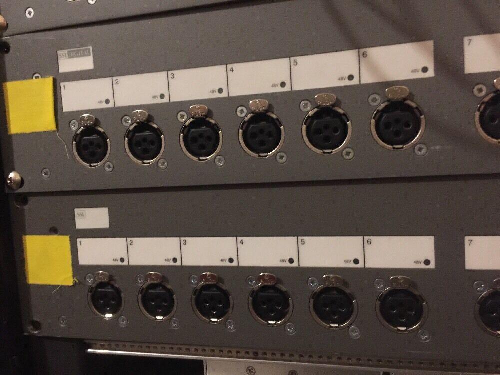 SSL Solid State Logic A Series preamp  Mic Pre AXIOM Avant Aysis Air + CONSOLE