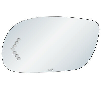 Fits 05-10 Toyota Avalon Left Driver Mirror Glass Lens for non Auto Dim Type Onl