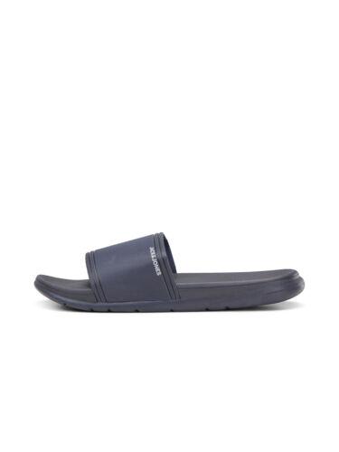 Jack /& Jones Mens Slider Sandal Beach Pool Slides Flip Flops Summer Slippers