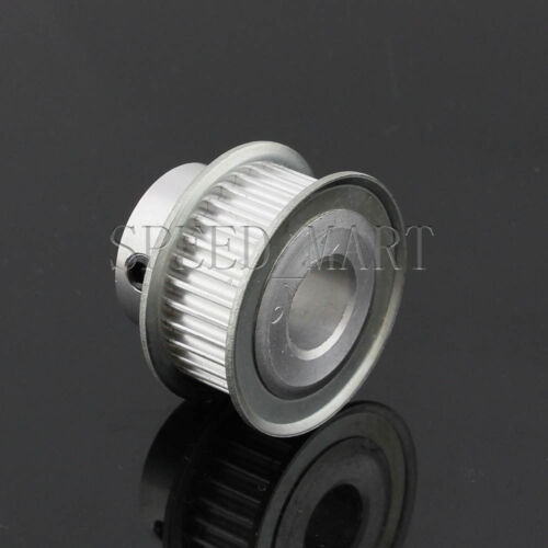 3M Timing Pulley 32T 12mm Bore for Stepper Motor 3D Printer 11mm Width HTD