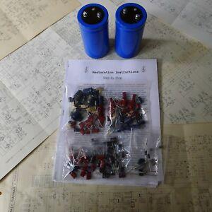 Marantz-510-510M-amp-amplifier-rebuild-restoration-recap-service-kit-fix-repair