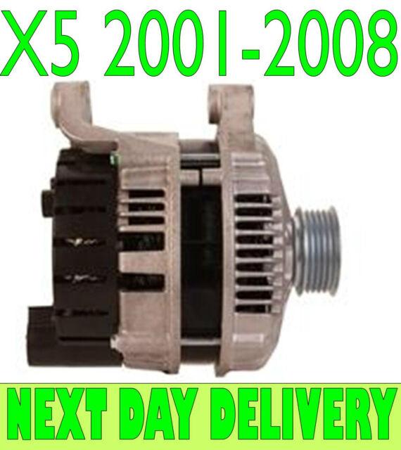 E53 3.0 I 2000 2001 2002 2003 2004 2005 2006-2015 rmfd Alternador Bmw X5