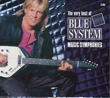 Blue System - The Very Best Of, 3CD 57 Tracks Super Neu