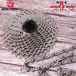 KMC-8-9-10-11-Vitesse-Velo-de-route-Cassette-CHAINE-pignons-11-25-28-32-36T-Chaines-Rouages