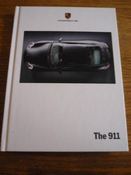 *** Vendita *** Porsche 911 Prestige Brochure Auto 2001