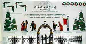 CHRISTMAS-CAROL-HOLIDAY-TRIMMING-DEPT-56-DICKENS-VILLAGE-ACCESSORY-SET-OF-21