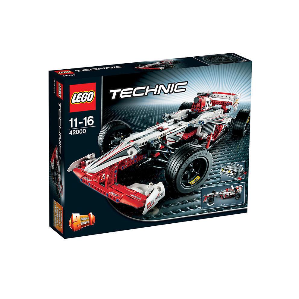 LEGO Technic Sportwagen Sportwagen Sportwagen 42000 neu OVP 306f4f