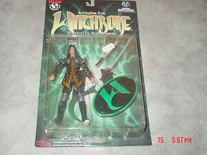 Witchblade-Nottingham-Action-Figur-rar-Moore-Action-Collectibles-1998