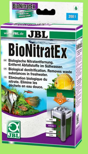 JBL BioNitrat Ex biologische Filtermasse zur Nitratentfernung ca.12 Mon für 200L