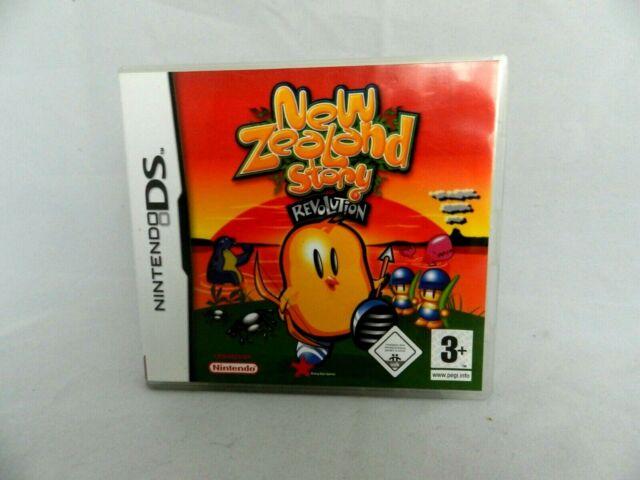 New Zealand story révolution. Nintendo DS/3DS/2DS/dslite...