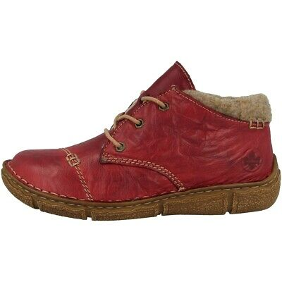 Rieker Massa Filz Chaussures Anti stress Bottes à Lacets