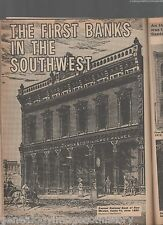Bank History of New Mexico & Southwest+Armijo,Clever,Seligman,Ellsburg,Greiner