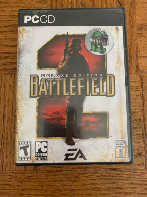 Battlefield Deluxe Edition CD Rom Game