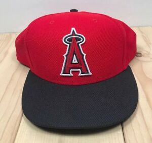 65bb4a2625a49b Image is loading New-Era-Los-Angeles-Angels-MLB-Baseball-Hat-