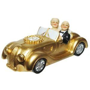 Spardose Oldtimer Goldene Hochzeit Goldhochzeit