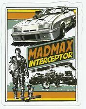 MEL GIBSON MAD MAX MOVIE  Sticker Decal