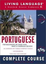 LL Complete Basic Courses: Portuguese : Complete Course by Living Language Staf…