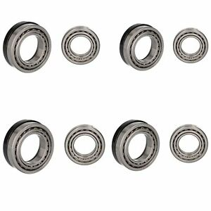 Trailer Taper Roller Bearing Kit for 4 Unbraked Hubs Indespension Ref ISHU001