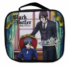 Black Butler Wallet New Book of Circus Group Bi-Fold Toys Licensed ge80429