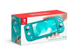 Nintendo-Switch-Lite-Turquoise-MINT-Bundle-American-Ninja-Warrior-Sisma-Case