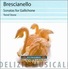 Brescianello: Sonatas for Gallichone (CD, Mar-2011, Dynamic (not USA))