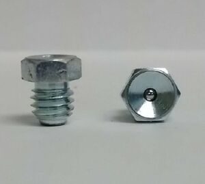 1//4 inch Drive Type Straight Flush Grease Zerk Nipple Fitting Price for 5 pcs