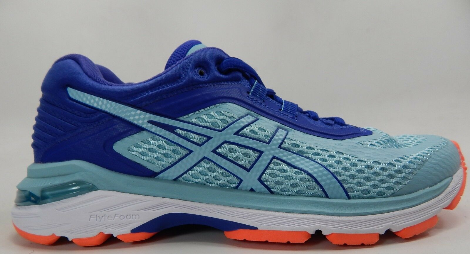 Asics GT 2000 v 6 Size US  6.5 M (B) EU 37.5 Women's Running shoes bluee T855N