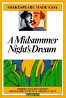 A Midsummer Night's Dream by William Shakespeare, Alan Durband (Paperback, 1999)