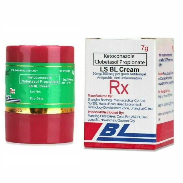 Eczema Cream Shi Zhen Ling Skin Problems 20g Ekong For Sale