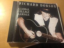 "Richard Dobson ""Global Village Garage"" cd"