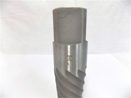 "#10 1-9//16/"" Shank Diameter 5/"" OAL Spiral HSS Screw Extractor"