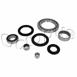 Yamaha-ATV-YFM660F-Grizzly-Bearings-amp-Seals-Kit-for-Rear-Differential-2002-2008