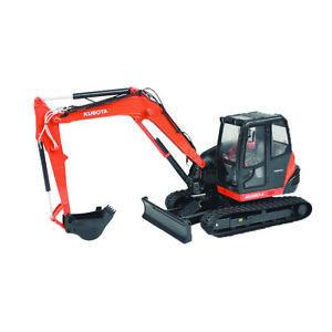 KX080-4 Excavator 1:24 Scale Model