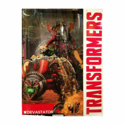 "Combine 7 Robots to form Devastator Movie Voyager 6/"" Action Figure Deformabl Toy"