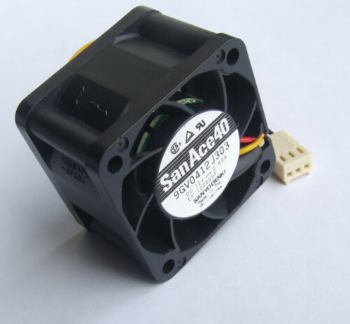 5PCS Brushless Cooling Blower Fan 3-Pin Cable 40 x 40 x 28mm DC 12V fans DC 4028