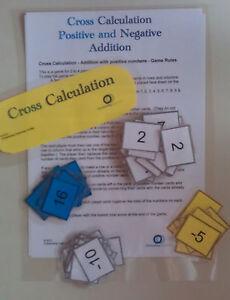 CoopéRative Numéro De Fun-cross Calcul-remarquables Résultats-tous âges-pratique Arithmétique-afficher Le Titre D'origine