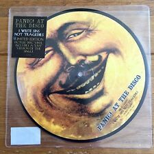 """Panic At The Disco - I Write Sins Not Tragedies   7"""" Picture Disc Vinyl"""