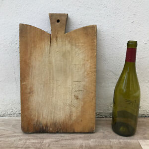 2209184 ANTIQUE VINTAGE FRENCH bread or chopping cutting board wood