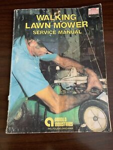 Walking-Lawn-Mower-Service-Manual-Arnold-Industries-1979-1st-Edition