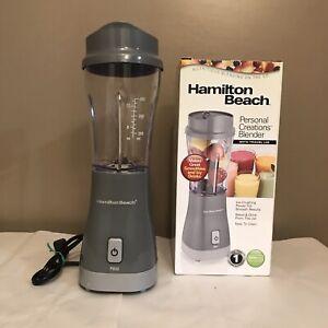 Small Kitchen Appliances NEW Hamilton Beach Personal Blender ...