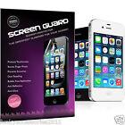 5 Unidades Excelente Ralladas Protector de pantalla para Apple iPhone 4s 4g 4