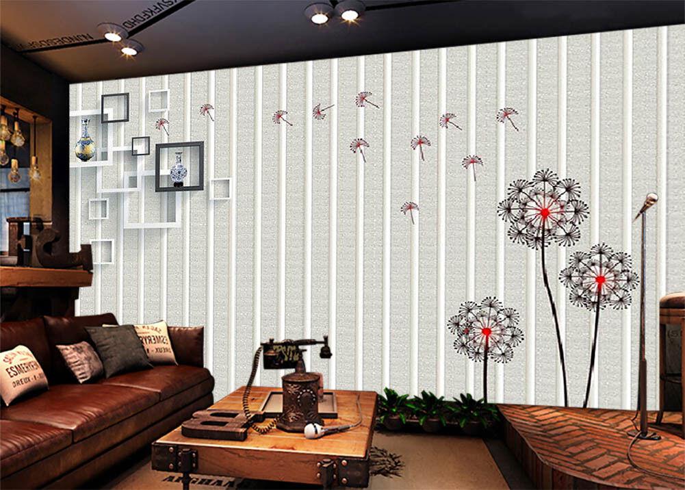 Provisions Of Dandelion 3D Full Wall Mural Photo Wallpaper Print Home Kids Decor
